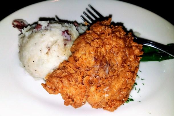 Honey-Truffle Fried Chicken