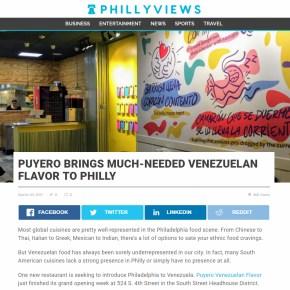 ICYMI: Puyero Venezuelan Flavor Now Open