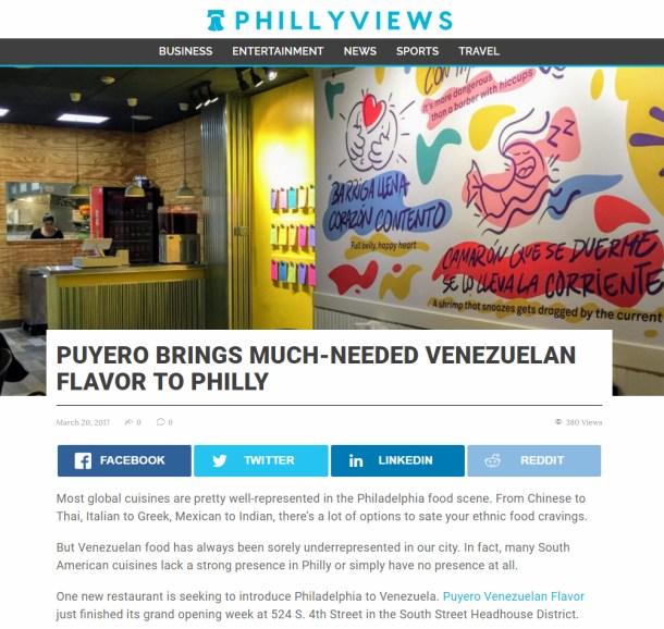 Puyero Venezuelan Flavor