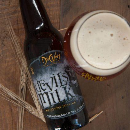 Duclaw Brewing Company's Devil's Milk
