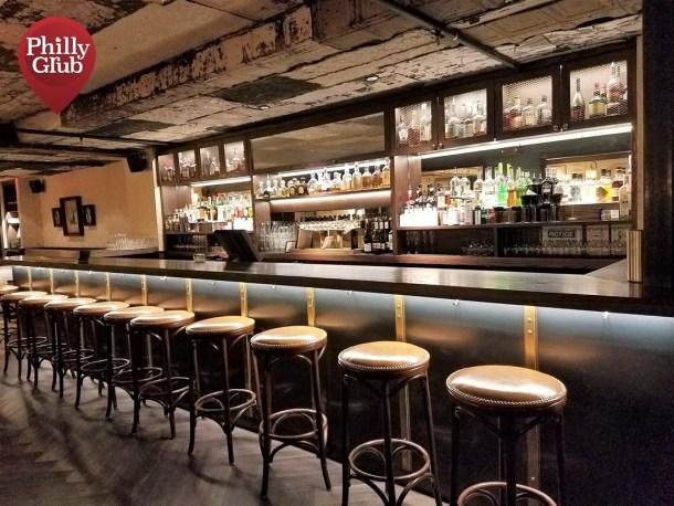 Elbow Lane Bar at Harp & Crown