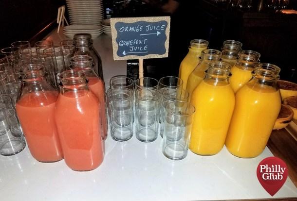 Harp & Crown Brunch Juice