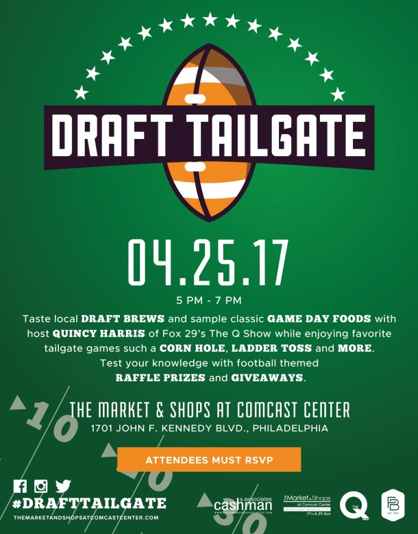 NFL Draft Philly Tailgate