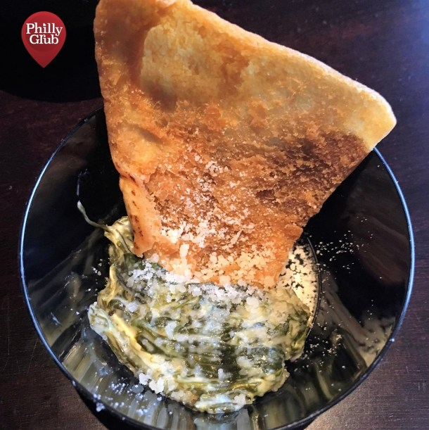 Spinach Cheese Dip at Yard House King of Prussia