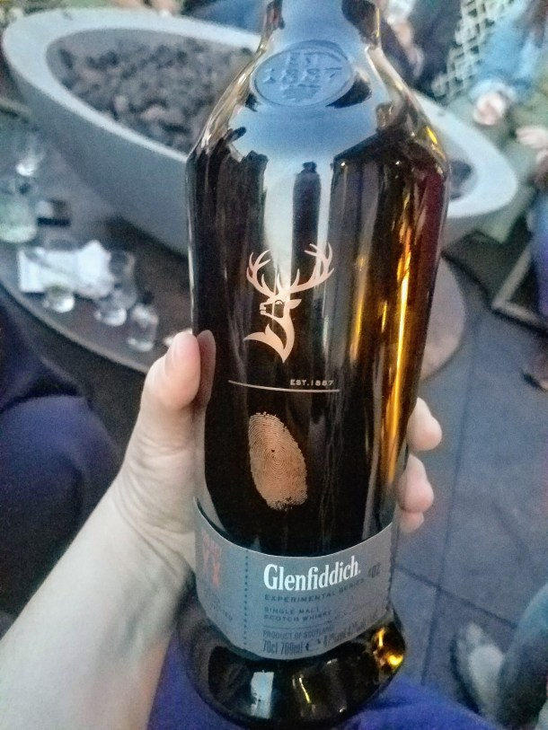 Glenfiddich Whisky Project XX