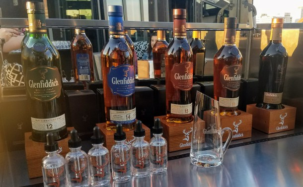 Glenfiddich Whisky Tasting in Philadelphia