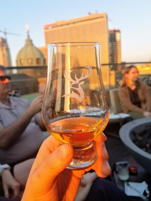 Glenfiddich Whisky Tasting
