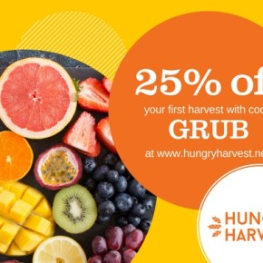 Featured Friend: Hungry Harvest
