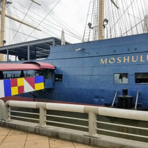 All Aboard: A Luxe Brunch is on Deck at Moshulu