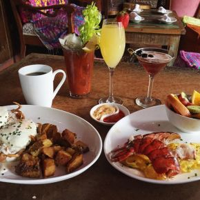 Pinefish Launches Sunday Brunch