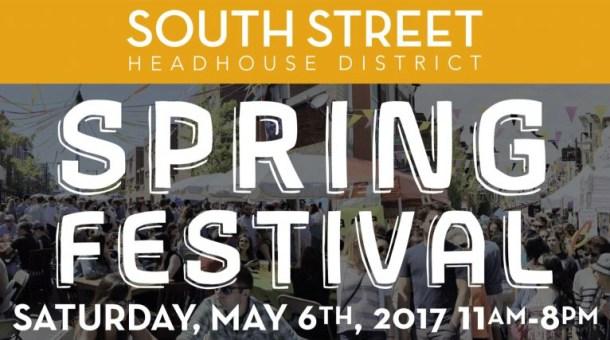 South Street Spring Fest 2017
