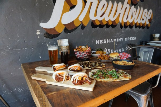 33rd Street Hospitality Kitchen at Neshaminy Creek Brewhouse