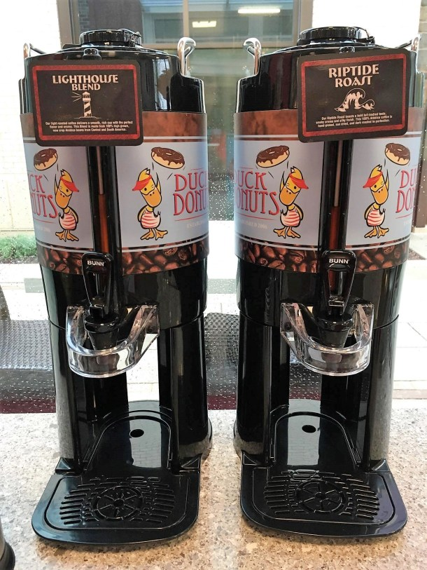Duck Donuts Coffee