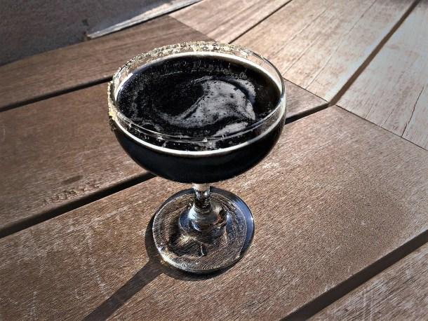 Stratus Signature Cocktail at Stratus Lounge