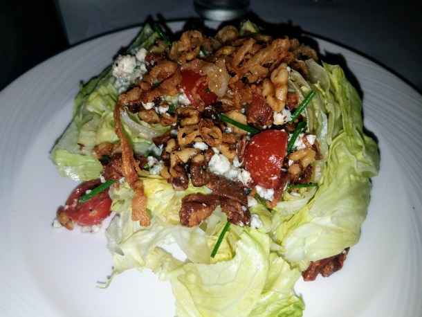 The Palm Philadelphia Wedge Salad