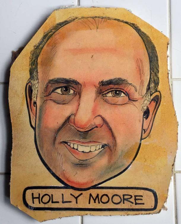 Holly Moore AKA Holly Eats