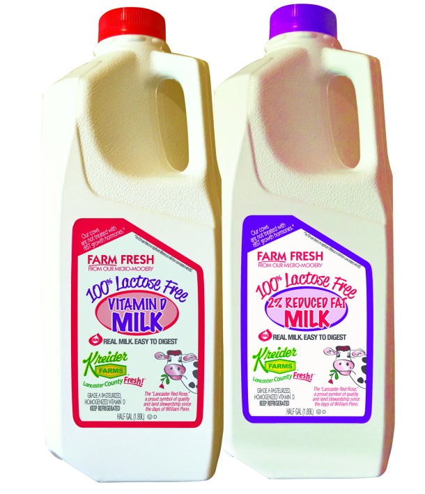 Kreider Farms Lactose Free Milk