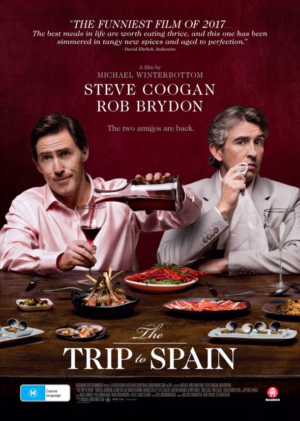The Trip To Spain Opens Tomorrow At Ritz Bourse Philly Grub