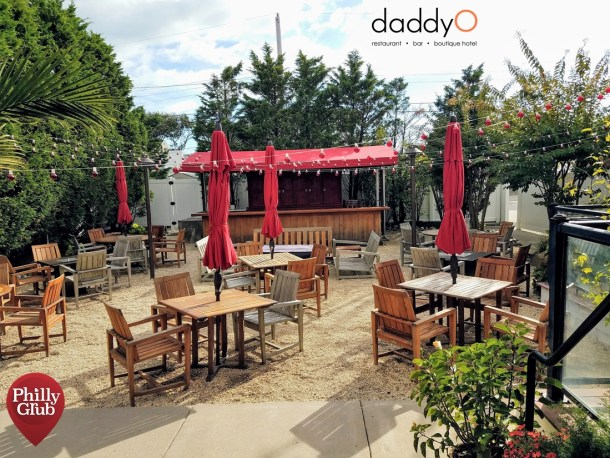Daddy O Outdoor Rum Bar
