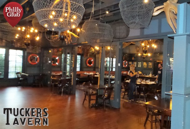 Tuckers Tavern Back Dining Room & Event Space
