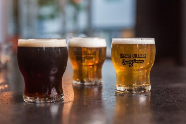 Urban Village Beers