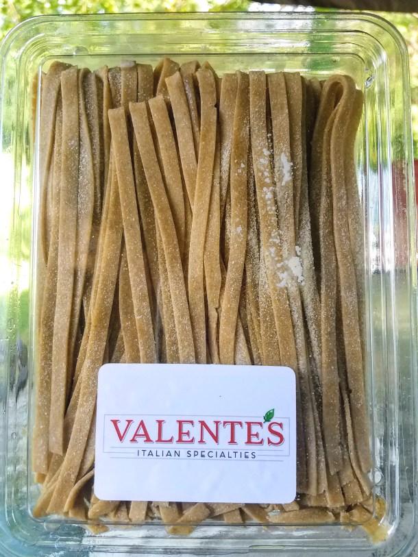 Valente's Fettucine