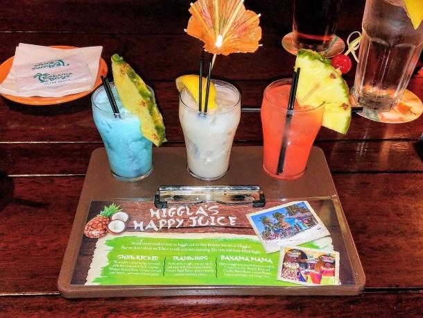 Bahama Breeze Higgla's Happy Juice