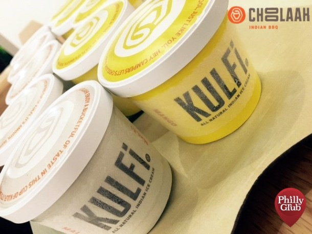 Choolaah Indian BBQ King of Prussia Kulfi Ice Cream