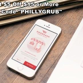 Food Delivery App Door Dash Launches in Philadelphia Burbs, Center City Coming Soon