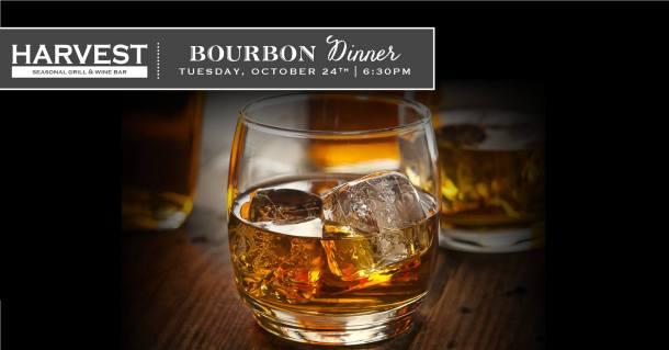 Harvest Seasonal Grill Wine Bar Bourbon Dinner
