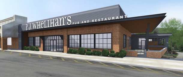 PJ Whelihans Newtown Square