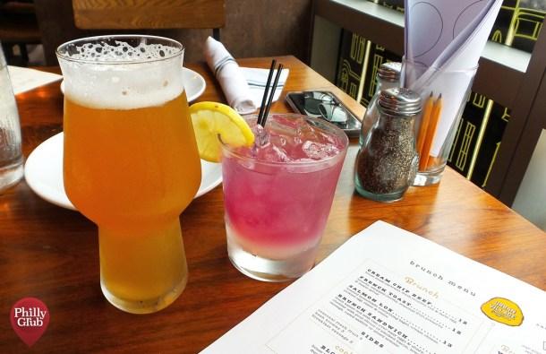 Urban Village Brewing Brunch Menu & Brunch Drinks