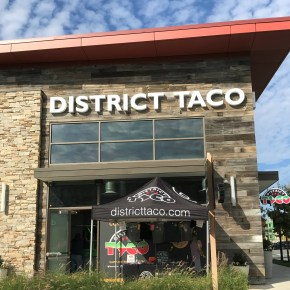 District Taco Now Open in King of Prussia
