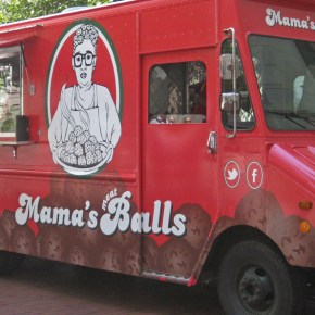 Mama's Meatballs Brick & Mortar in Pennsauken