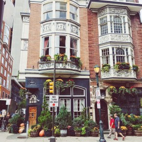 Top 3 Rittenhouse Square Restaurants