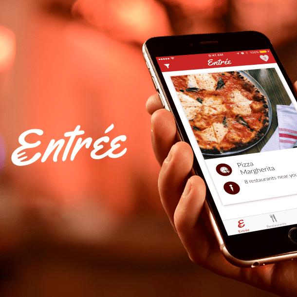 Entrée Food App