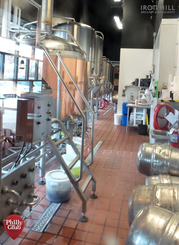 Iron Hill Maple Shade Brewery