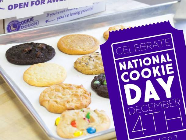 National Cookie Day Insomnia Cookies