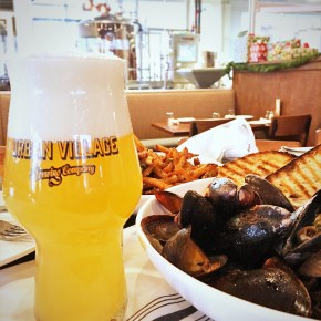 7 Fishes & 7 Beers at Urban Village Brewing