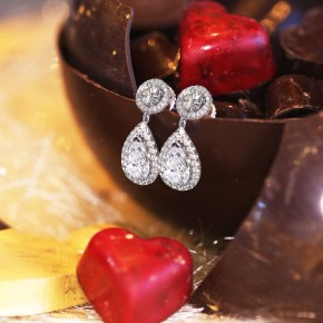 Moshulu Offering $50K Dessert for Valentine's Day with Steven Singer Jewelers Help