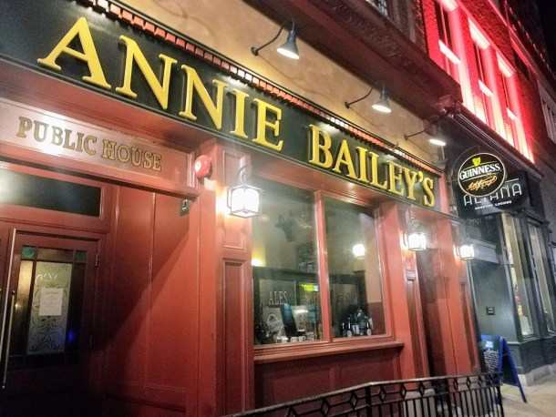 Annie Bailey's Lancaster, PA