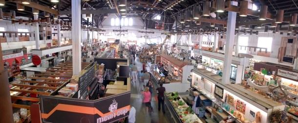 Central Market Lancaster, PA