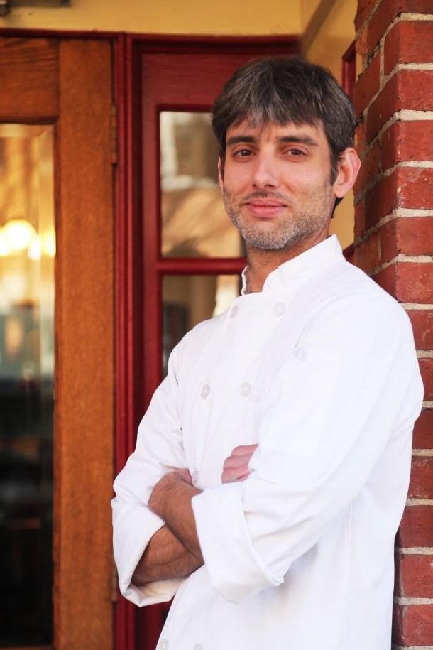 Chef Scott Morozin