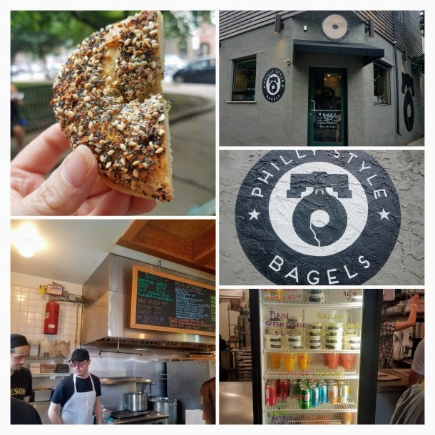 Fishtown Food Tour Philly Style Bagels