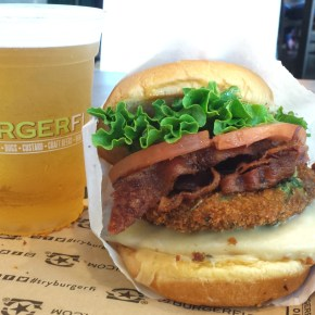 Enjoy a Delicious New BurgerFi Chicken Avocado BLT and donate to a great cause too!