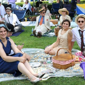 Picnic like a VIP from the 1920's at Deco on the Delaware