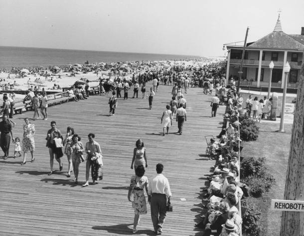 The Pines Rehoboth History