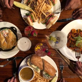 $5 Lunch at Chris' Jazz Cafe for One Week Only