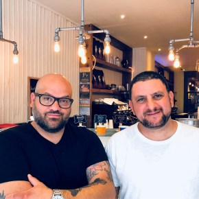 Capogiro Welcomes David Katz as New Culinary Director