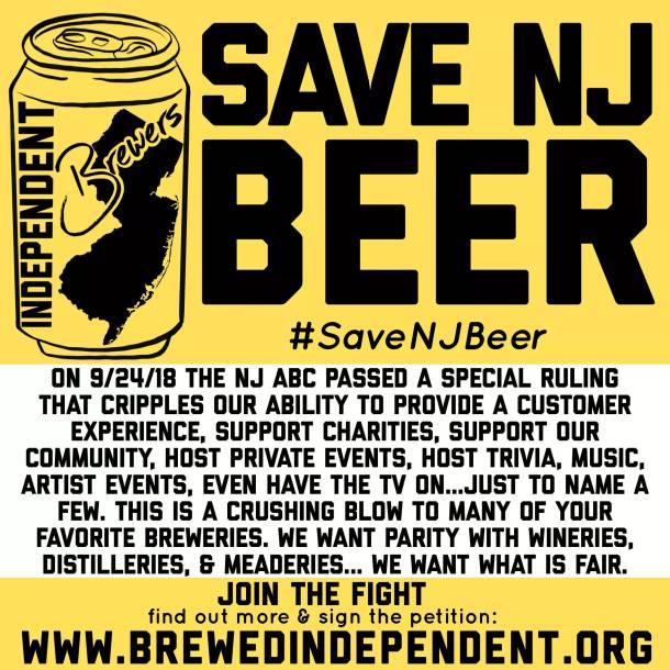 Save NJ Beer